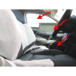 Polo 3 door cloth sport seats mk6 mk7