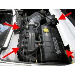 Lotus Elise - Engine - Gearbox