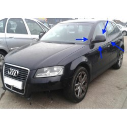 Wing Mirror - Audi A3 S line Facelift