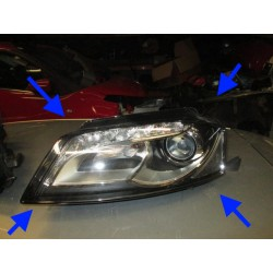 Headlight - Xenon - S3 A3