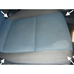 Golf Bluemotion Seat Base - MK6
