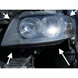 Headlight A3 PRE FACELIFT 2004 - 2008