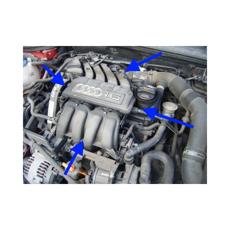 Audi A3 Bse Intake Inlet Manifold