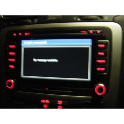 RNS510 LCD TOUCH SCREEN Sat Nav Navigation