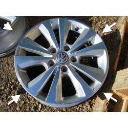 "VW Golf MK7 DIAMOND CUT 16""..."