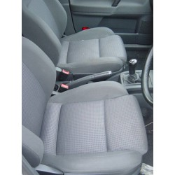 Polo 5 door sports interior